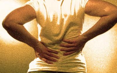 Chronische pijn behandeling bij Cesar & Mensendieck therapie