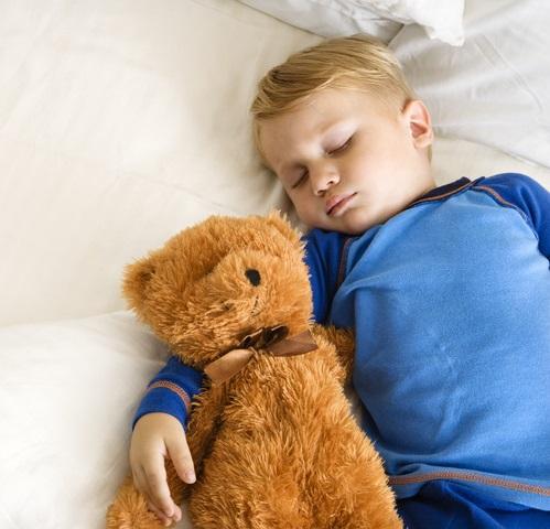 Slaapoefentherapie voor kinderen. Nieuwe specialisatie!